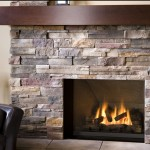 Air Stone Fireplace DIY