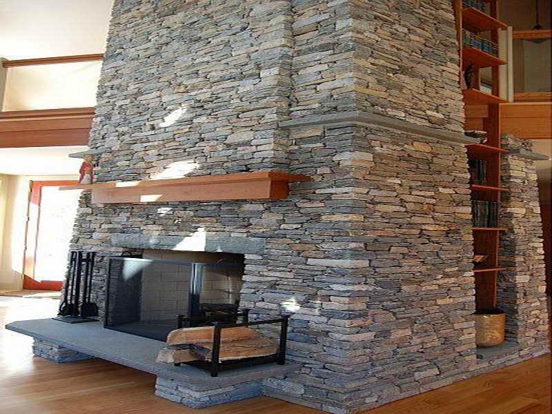 Fireplace Design veneer stone fireplace : Fireplace Stones. Interior Stone Fireplace Specializes In Faux ...