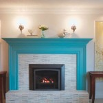 Brick Fireplace Paint Colors