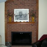 Brick Fireplace Remodel Pictures