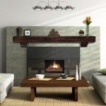 Contemporary Mantels Fireplace Surrounds