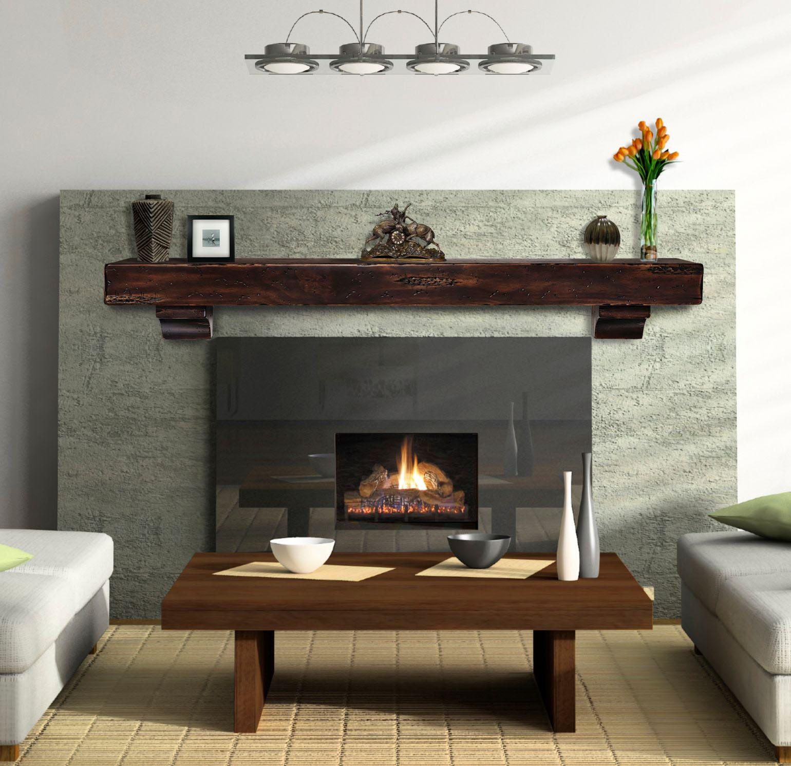 Modern Fireplace Surrounds beautiful modern fireplace mantels gallery - amazing design ideas