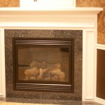 Corner Fireplace Mantel Kits