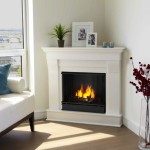 Corner Fireplace Mantels Plans