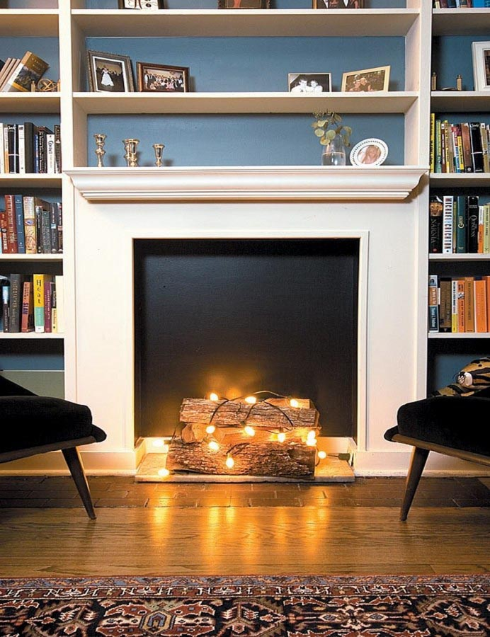 DIY Faux Fireplace Its Pros and Cons : DIY Fake Fireplace Fire. Diy fake fireplace fire. electric fireplace