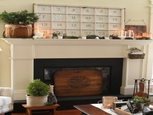 DIY Fireplace Mantel Designs
