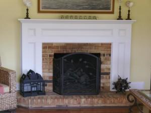 DIY Fireplace Mantel Ideas