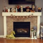 DIY Fireplace Surround Ideas