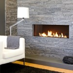 Electric Built-in Fireplace