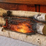 Fake Electric Fireplace Logs