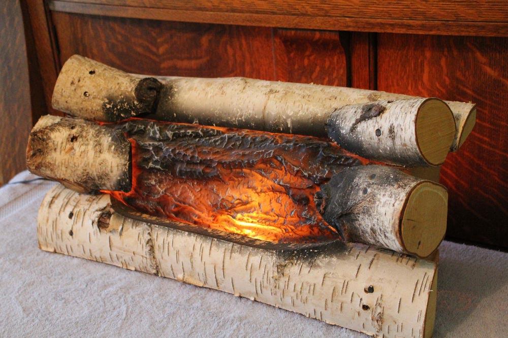 Fake Fireplace Logs Extraordinary and Stylish : Fake Electric Fireplace Logs. Fake electric fireplace logs. electric fireplace
