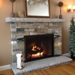 Faux Stone for Fireplace