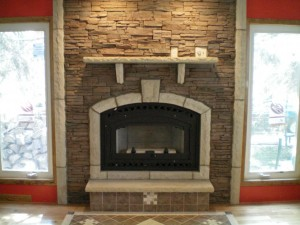 Freplace Hearth Stone Ideas