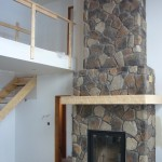 Fireplace Stone Veneer Installation