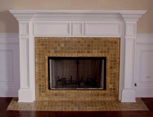 Fireplace Tile Surround Ideas