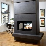 Gas Fireplace 2 Sided