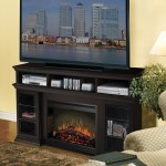 Gas Fireplace Mantels Entertainment Center