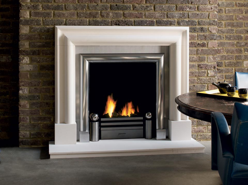 Hometech Contemporary Electric Fireplace