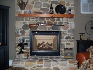 How to Build a Corner Fireplace Surround