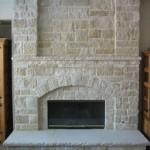 Installing Stone Veneer Fireplace