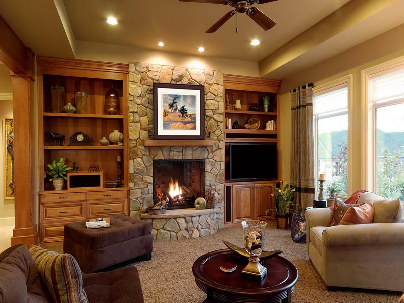 Living Room With Fireplace Ideas Fireplace Designs