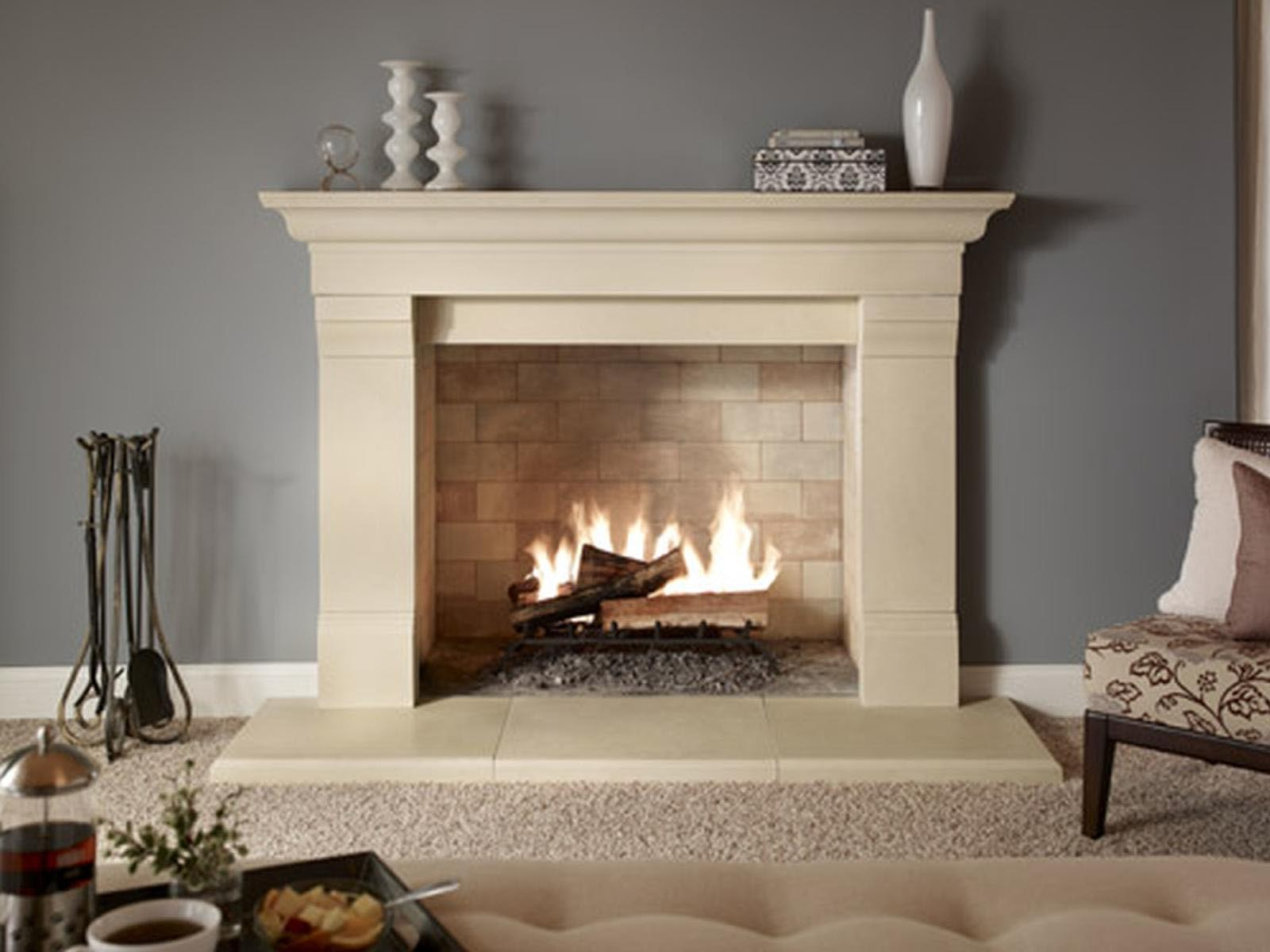 marble and limestone surrounds electric fires fireplace