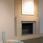 Modern Design Fireplace Mantels