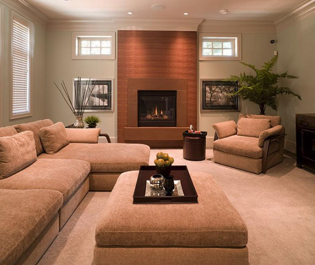 modern fireplace surround design ideas - Modern Fireplace Design Ideas