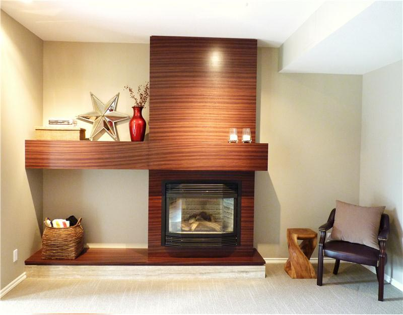 Modern Mantels for Fireplace