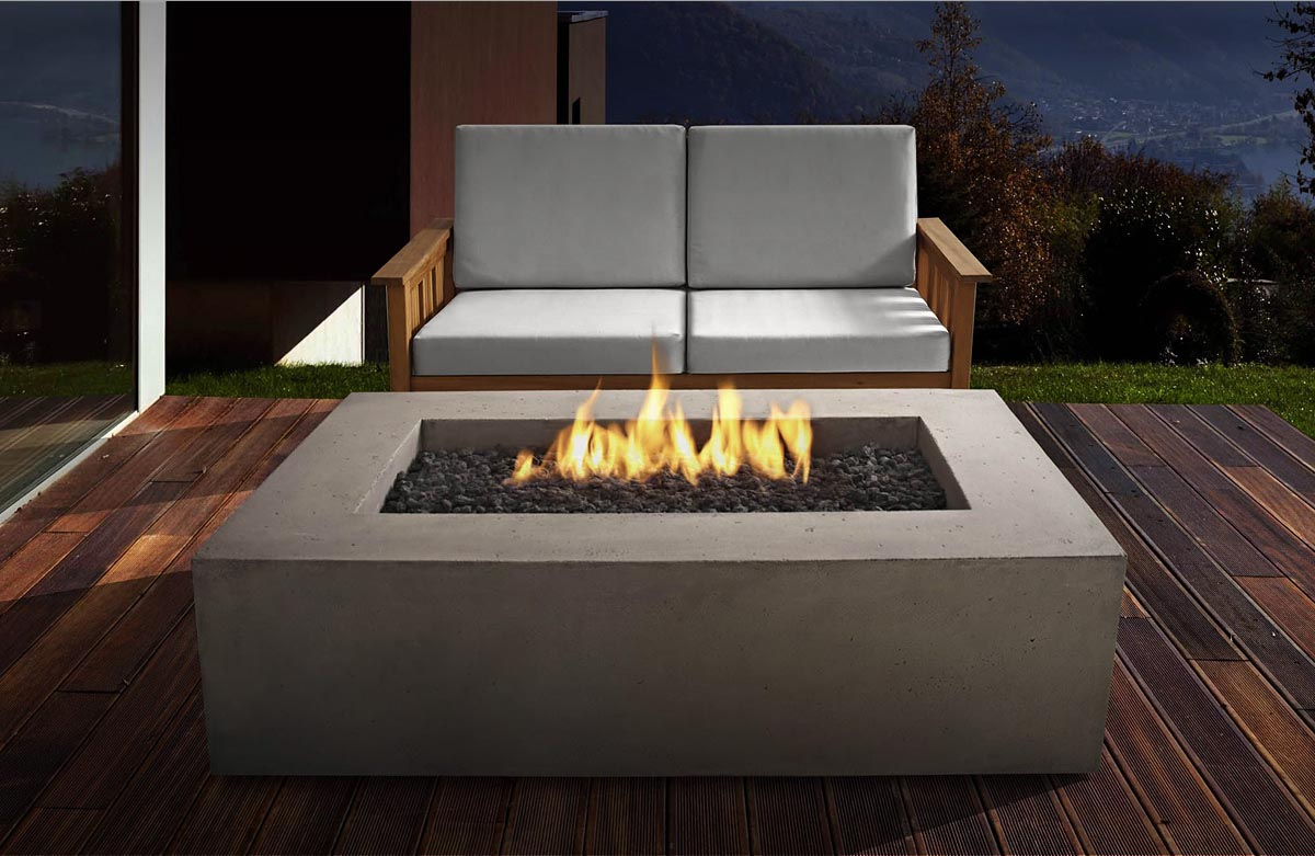 Portable Gas Fireplace Indoor