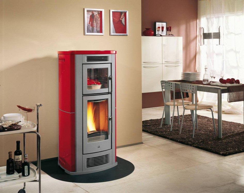 Portable Indoor Wood Burning Fireplace | Fireplace Designs