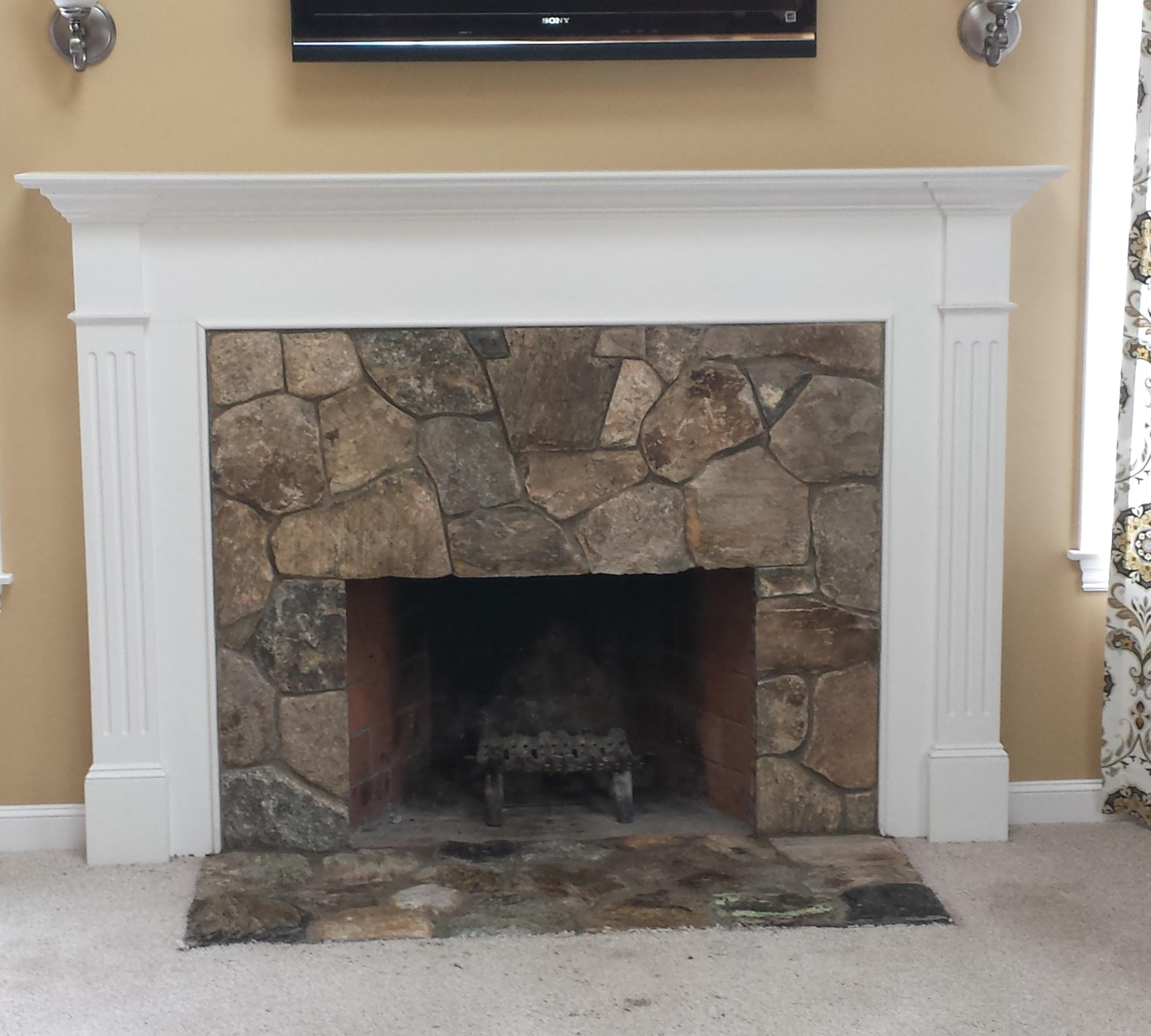remodeling brick fireplace brick fireplace remodel how to