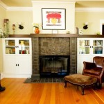 Slate Fireplace Surround Ideas