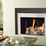 Small Gas Insert Fireplace