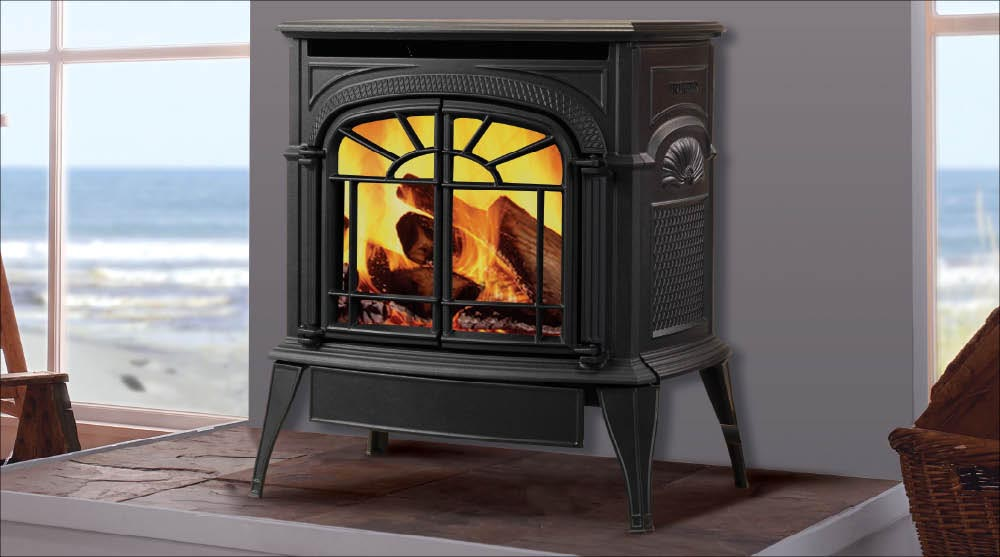 Small Gas Stove Fireplace
