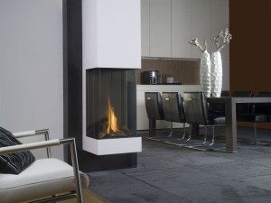 Small Natural Gas Fireplace