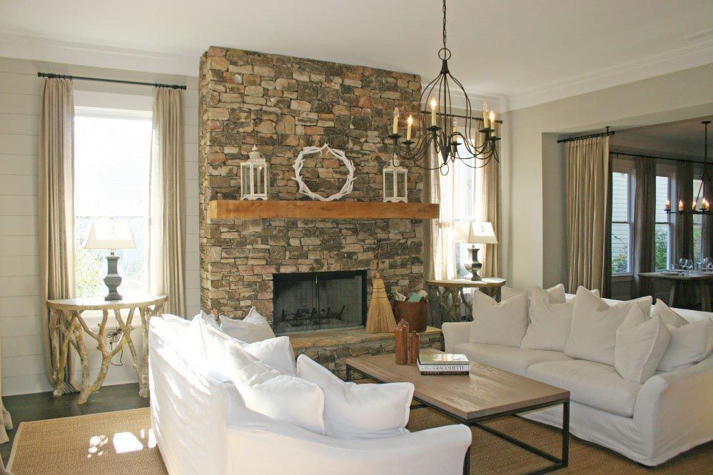 Stack Stone for Fireplace
