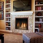 Stone Hearth Fireplace Ideas