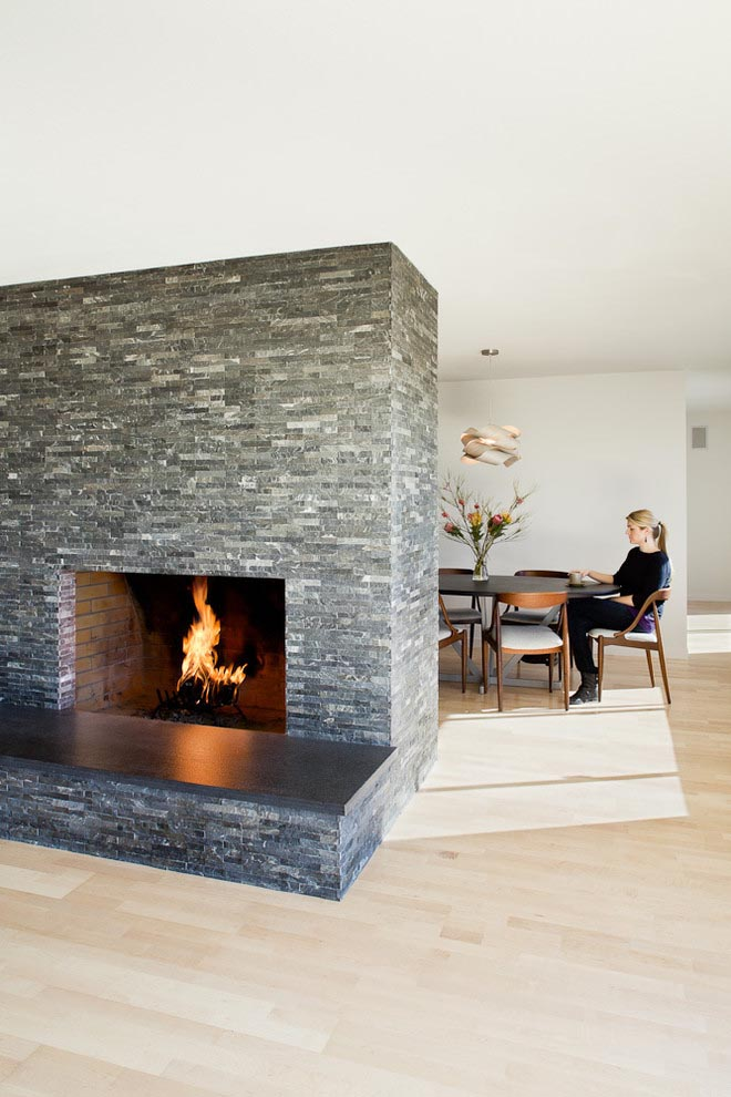 Fireplace hearth stone made of true material is best for those house and flat owners who admire nature and high-quality.Natural rocks that are shaped for making