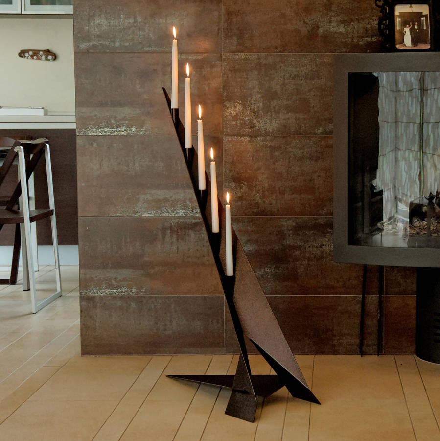 Original Fireplace Candle Holders Design : Wrought Iron Candle Holders For Fireplace. Wrought iron candle holders for fireplace. fireplace decor